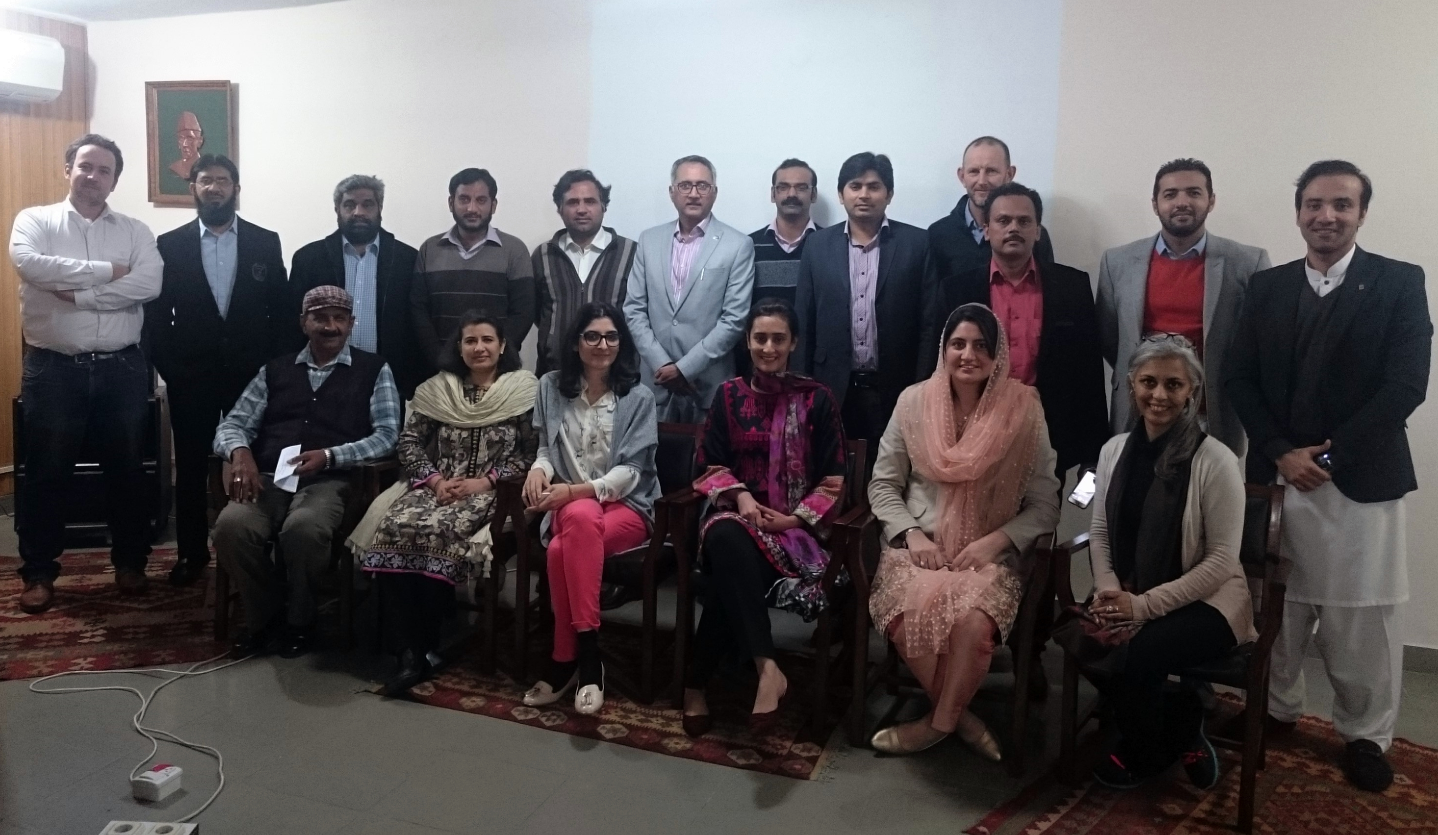 Pakistan Water Stewardship Network