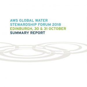 AWS Global Water Stewardship Forum Summary 2018 (square)