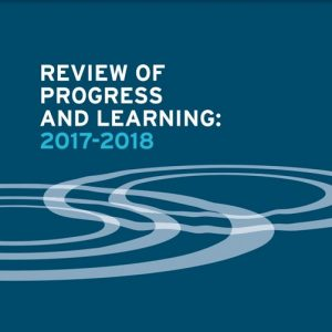 Review of Progress and Learning 2017-18
