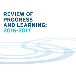 Review of Progress and Learning 2017-18 square