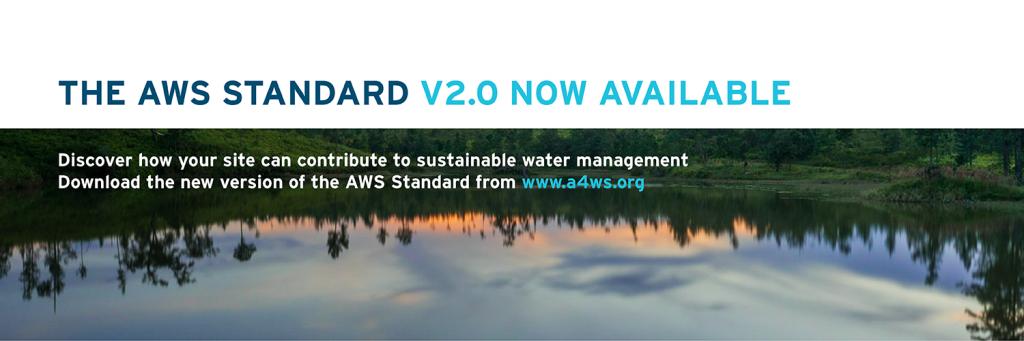 Training - Alliance for Water Stewardship