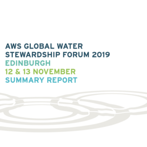 AWS Forum Summary Report 2019