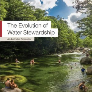 The Evolution of Water Stewardship Report Cover